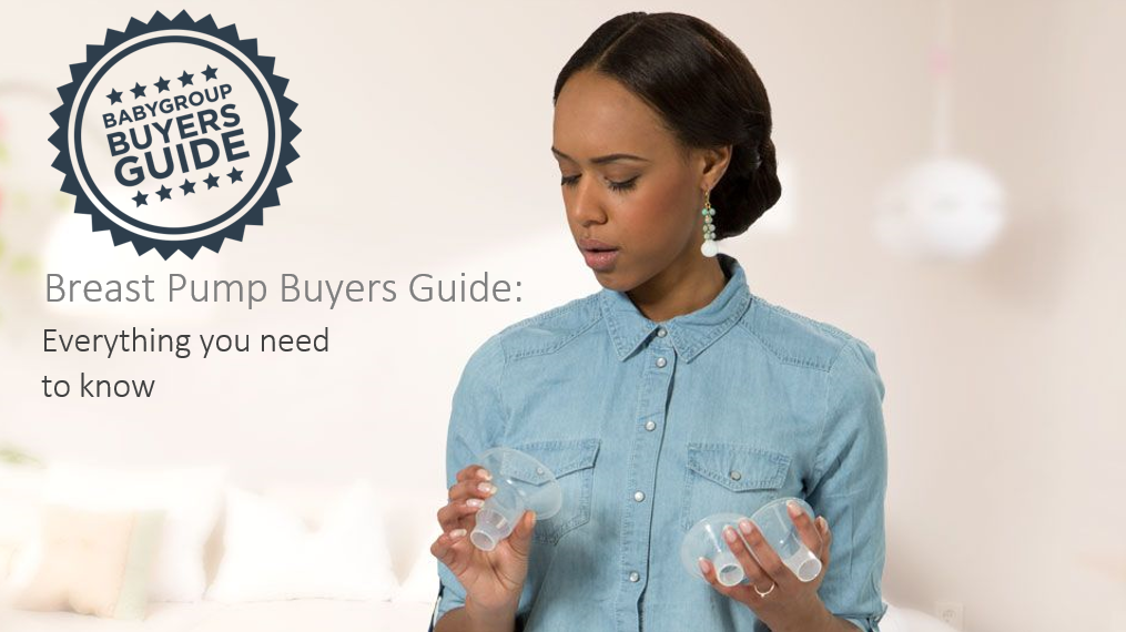 BabyGroup Buyer's Guide - Breastpums