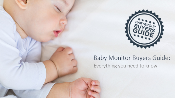 BabyGroup Buyer's Guide - Baby Monitors