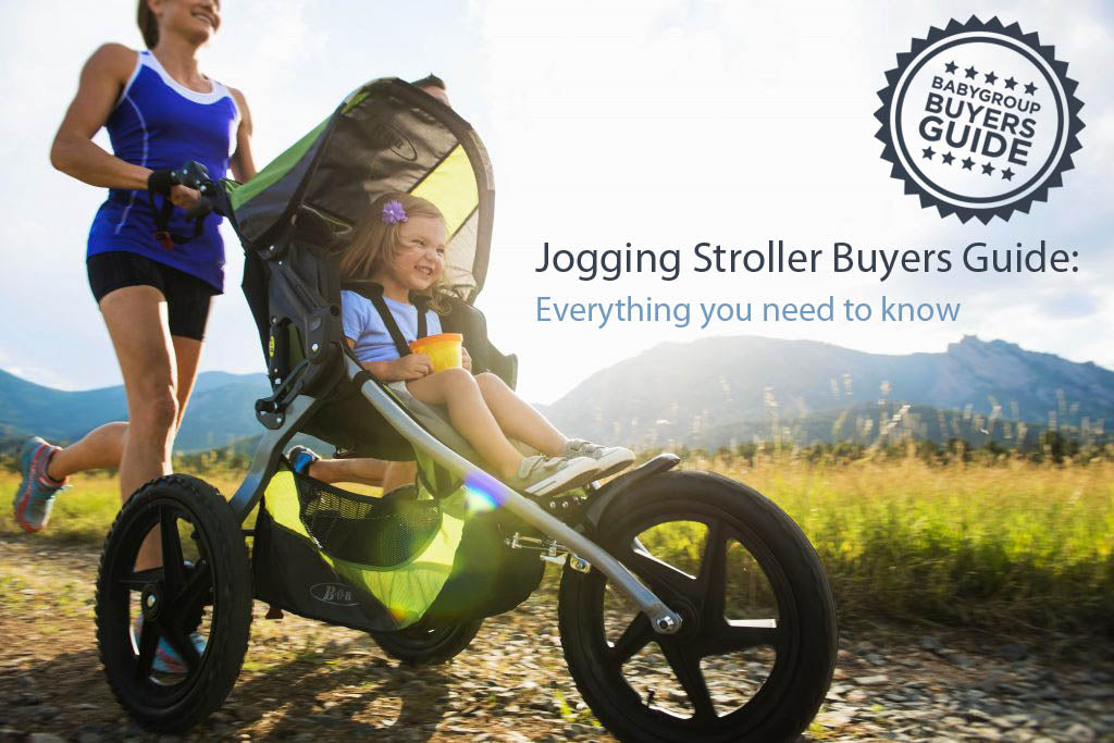 BabyGroup Buyer's Guide - Joggers