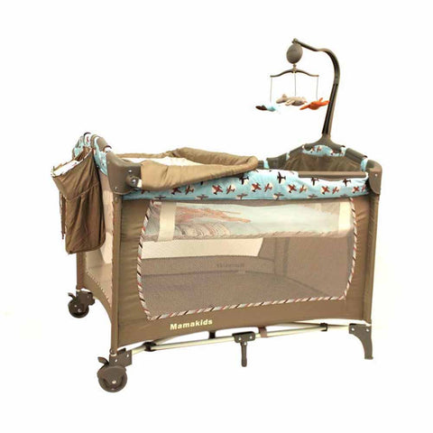 Cozy Camp Cot - Blue Aviator