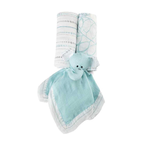 Silky Soft Lullaby Gift Set - Azure