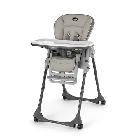 Polly 2-in-1 High Chair - Papyrus
