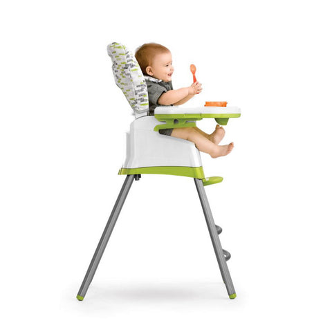Stack High Chair - Kiwi