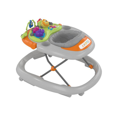 Walky Talky Baby Walker - Grey