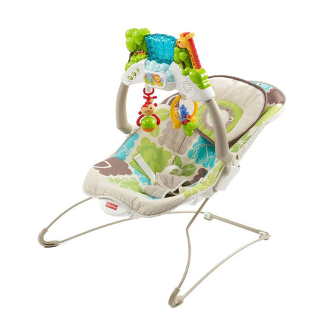 Rainforest Friends Deluxe Bouncer