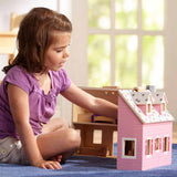 Fold & Go Mini Dolls House