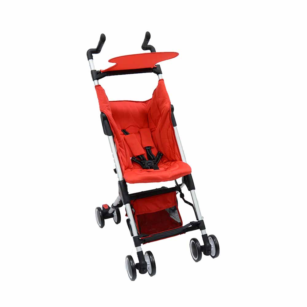 Mini Foldable Buggy - Red