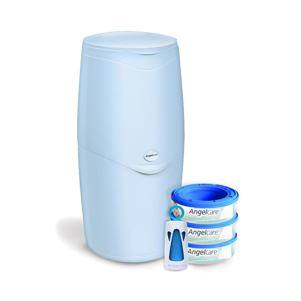 Nappy Disposal System & Refills - Blue