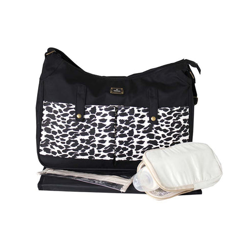 Everyday Nappy Bag - Animal Print