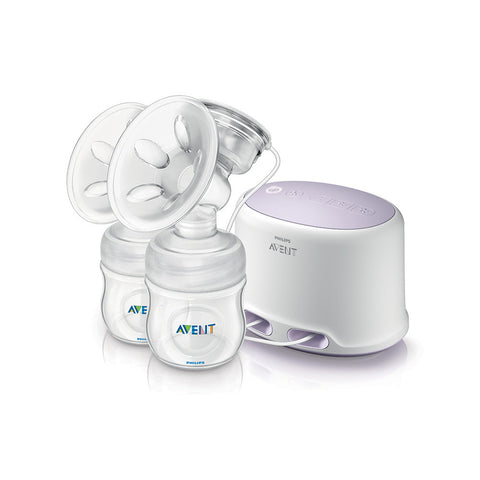 Natural Twin Electric Breast Pump