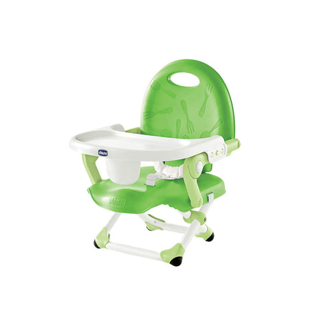 Pocket Snack Booster Seat - Lime