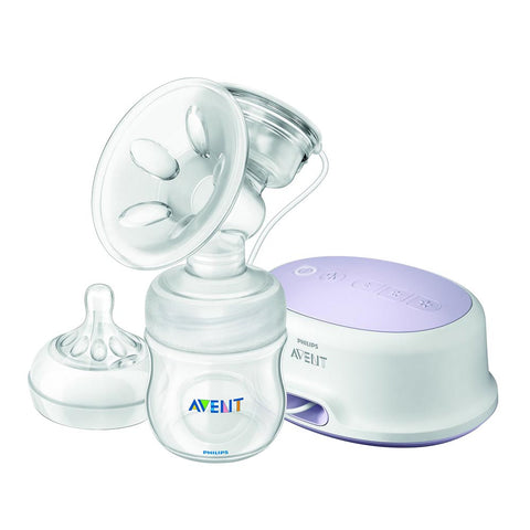 Natural Single Electric Breast Pump