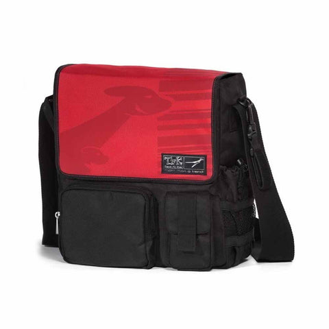 Nappy Bag - Red