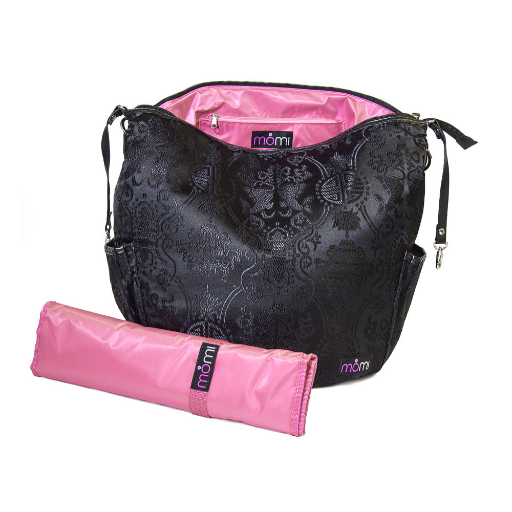 Nappy Bag - Oh Baby Pink