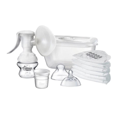 Manual Breast Pump Kit