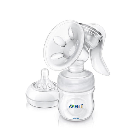 Natural Manual Breast Pump