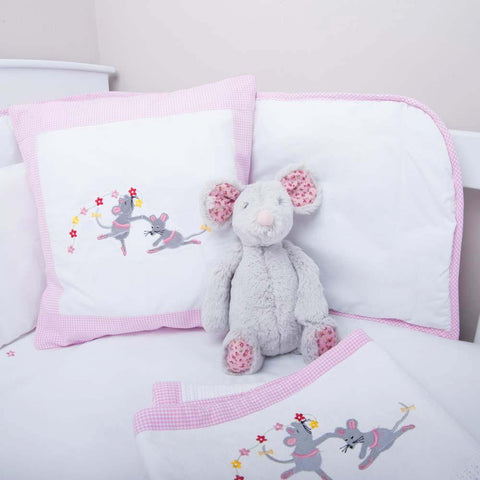 Deluxe Cot Set Ballerina Mouse