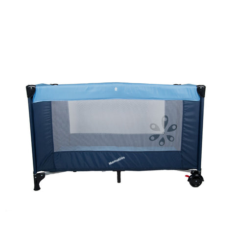 Lazy Camp Cot - Blue