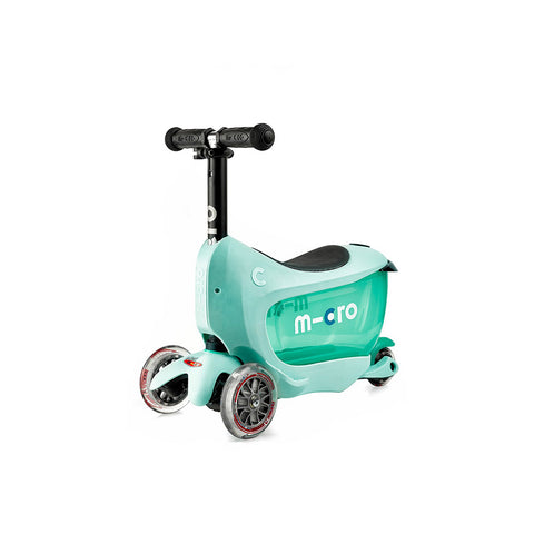 Mini2Go Deluxe Scooter - Mint