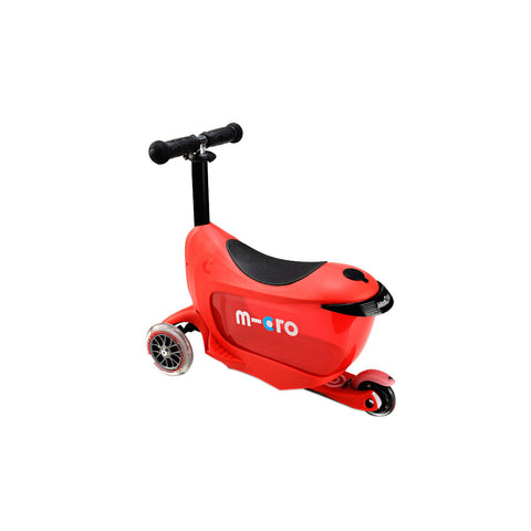 Mini2Go Deluxe Scooter - Red