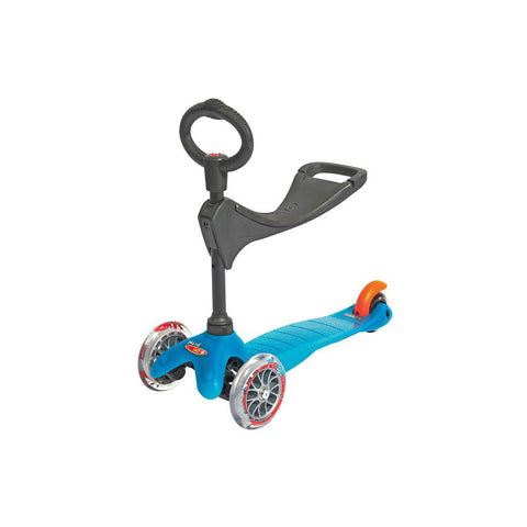 Mini 3-in-1 Scooter - Aqua