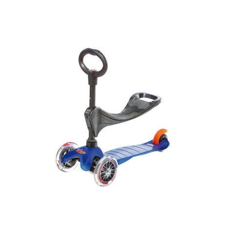 Mini 3-in-1 Scooter - Blue