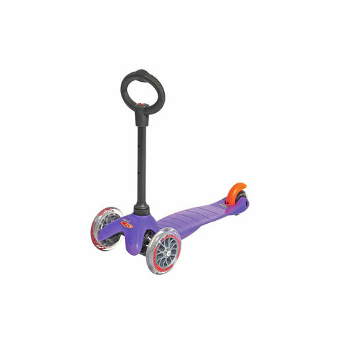 Mini 3-in-1 Scooter - Purple