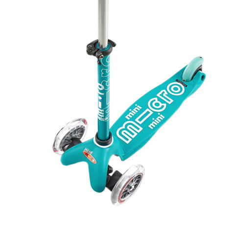 Mini Deluxe Scooter - Aqua