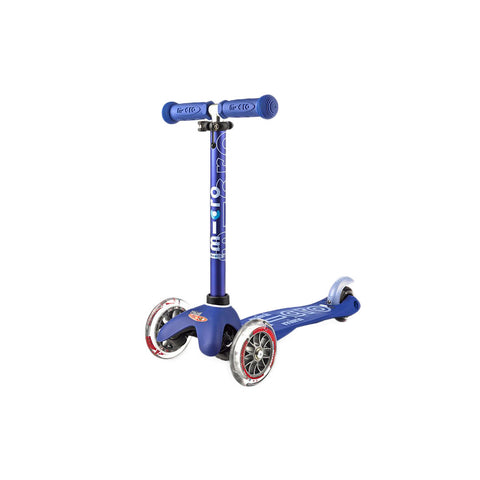 Mini Deluxe Scooter - Blue