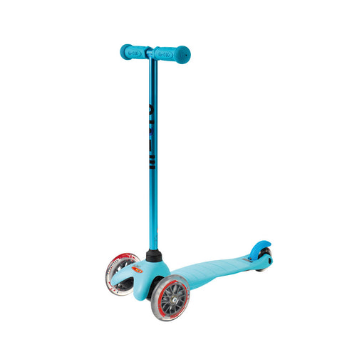 Mini Scooter - Candy Blue