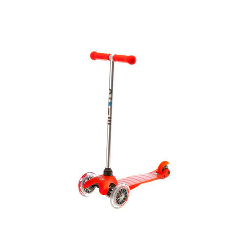 Mini Scooter - Red