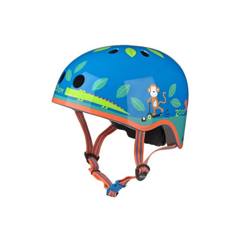 Scooter Helmet - Jungle
