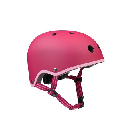Scooter Helmet - Raspberry