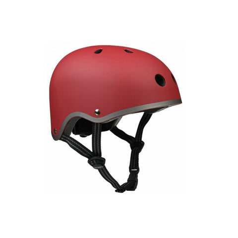 Scooter Helmet - Red Matt