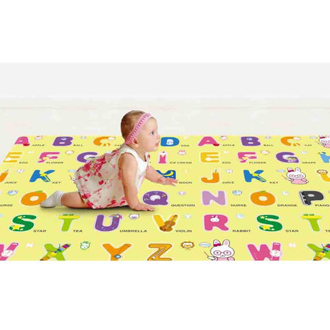 Single-Sided Play Mat - Teacher Rabbit