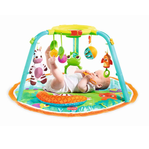 Gymini Playmat - 123 Here I Grow