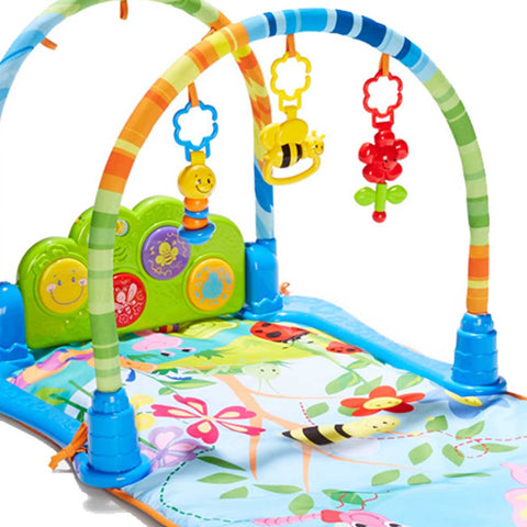 Grow With Me Convertible Activity Gym