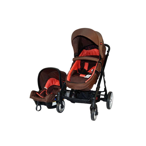 Ranger Travel System - Brown