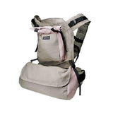 Deluxe Baby Carrier - Taupe Hemp