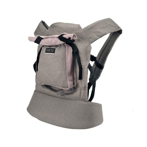 Original Baby Carrier - Taupe Hemp