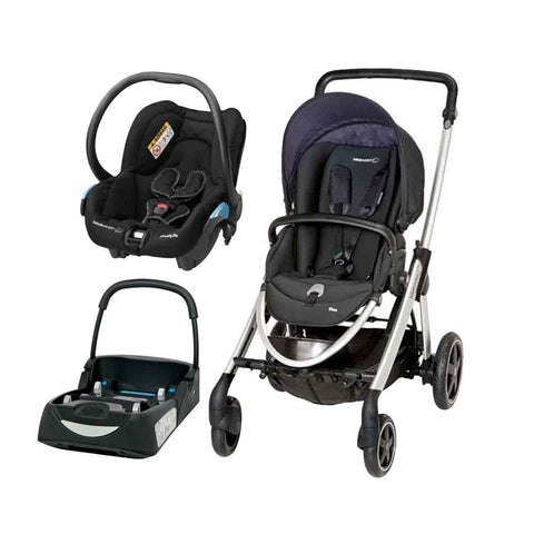 Elea Travel System - Black