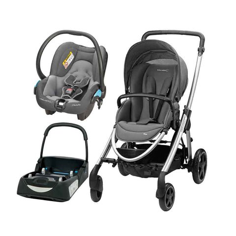 Elea Travel System - Grey