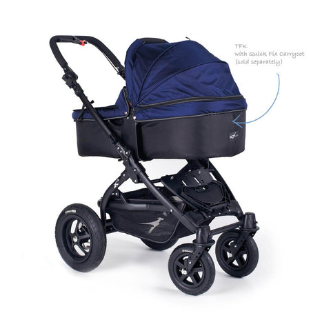 Quick Fix Carrycot - Classic Blue