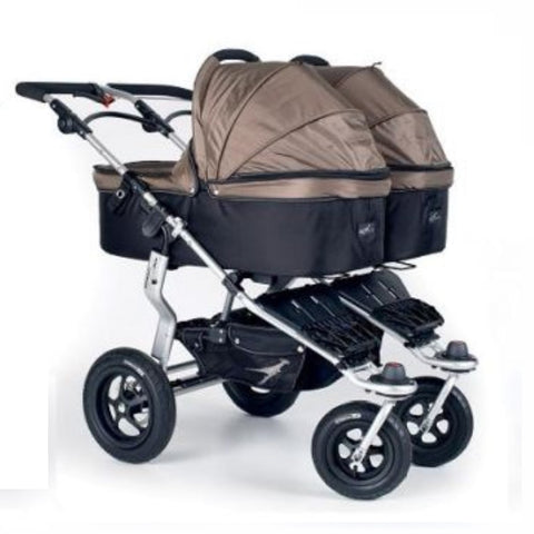 Twinner Twist Duo Jogger - Mud