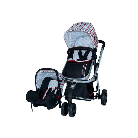 Speedi Travel System - Black