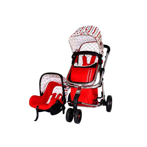 Speedi Travel System - Red