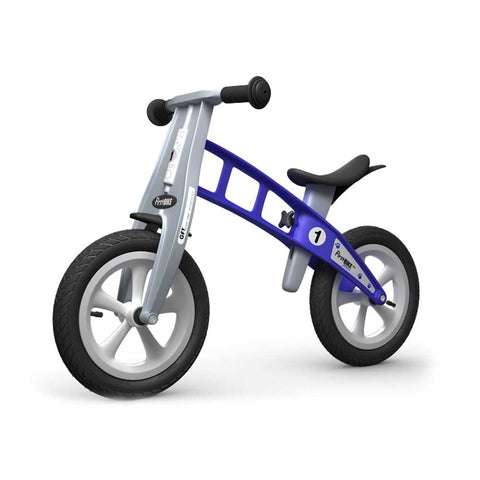Street Balance Bike with Brake - Blue