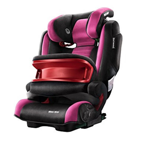 Monza Nova IS Seatfix - Group 1/2/3 - Pink