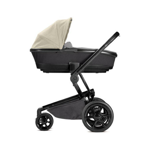 Foldable Carrycot - Black Irony