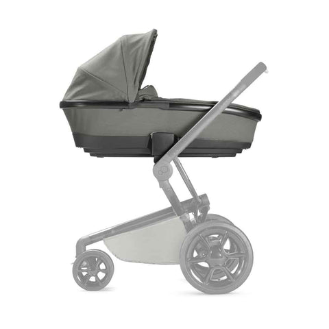 Foldable Carrycot - Grey Gravel